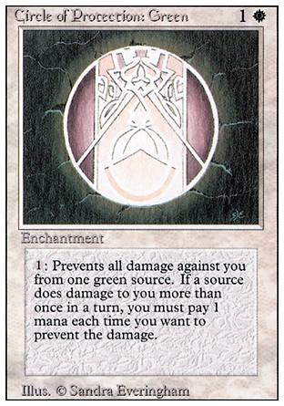 Circle of Protection: Green, Revised