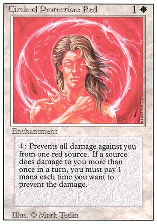 Circle of Protection: Red, Revised