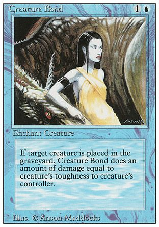 Creature Bond, Revised