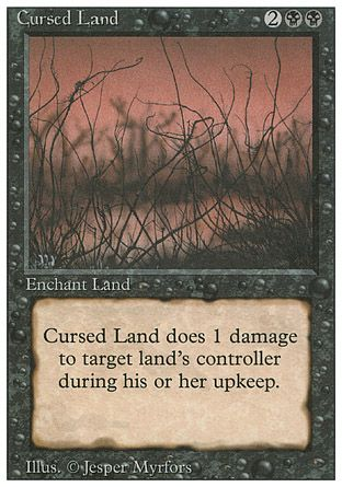 Cursed Land, Revised