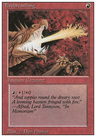 Firebreathing, Revised