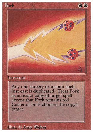 Fork, Revised