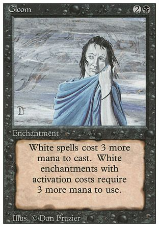 Gloom, Revised