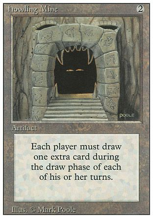 Howling Mine, Revised