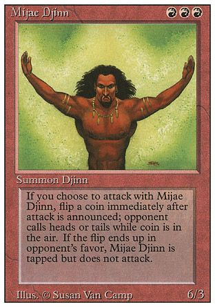 Mijae Djinn, Revised