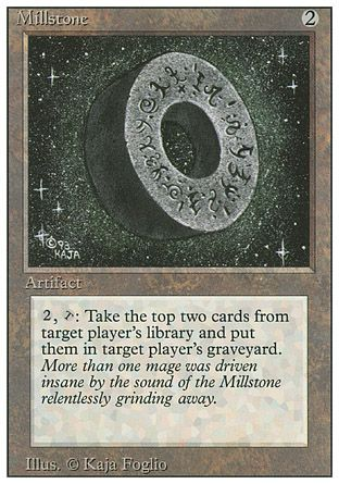 Millstone, Revised