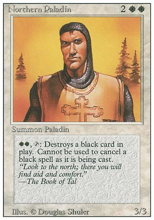 Northern Paladin, Revised