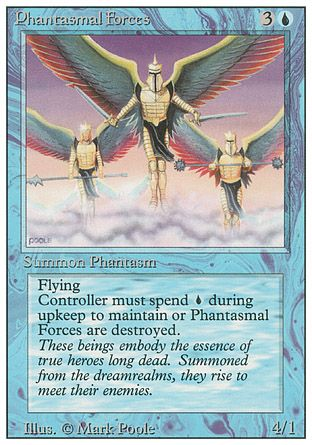 Phantasmal Forces, Revised