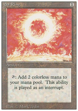 Sol Ring, Revised