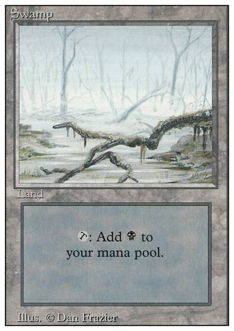 Swamp, Revised