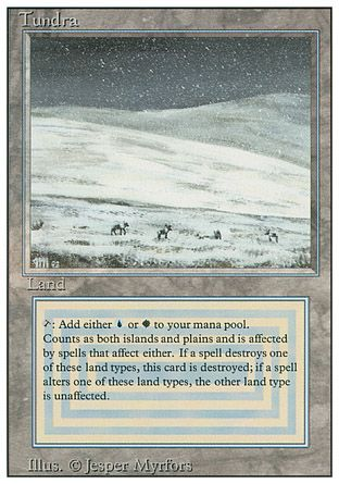 Tundra, Revised
