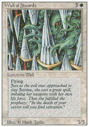 Wall of Swords, Revised