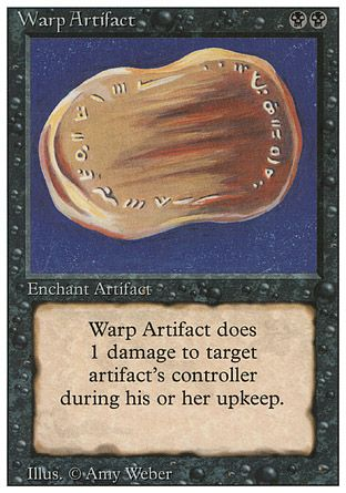 Warp Artifact, Revised
