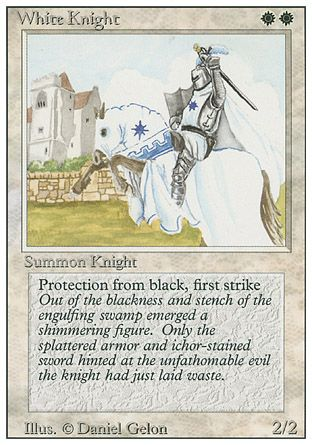 White Knight, Revised
