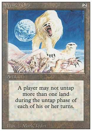 Winter Orb, Revised