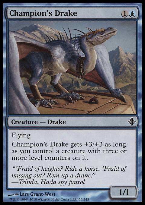 Champion's Drake, Rise of the Eldrazi