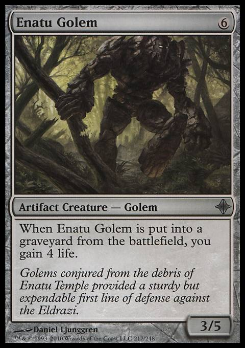 Enatu Golem, Rise of the Eldrazi