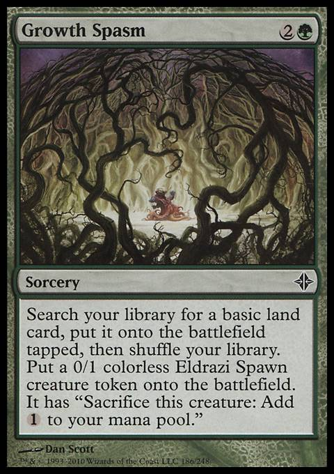 Growth Spasm, Rise of the Eldrazi