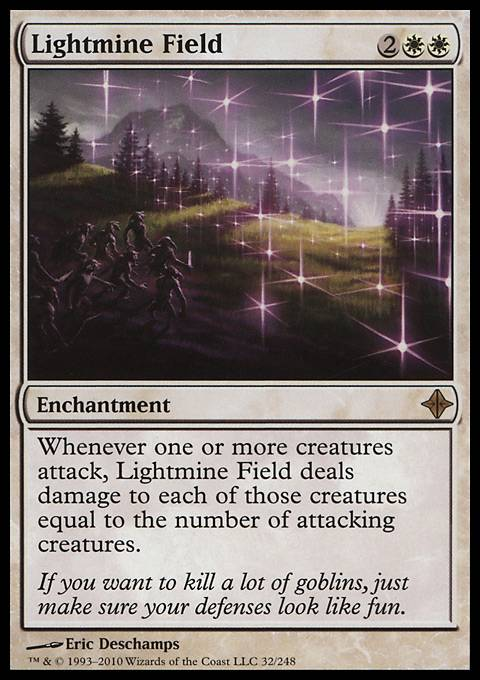 Lightmine Field, Rise of the Eldrazi