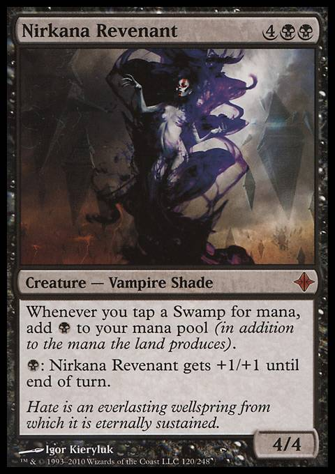 Nirkana Revenant, Rise of the Eldrazi