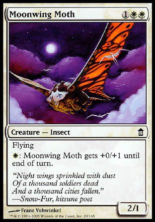 Moonwing Moth, Saviors of Kamigawa