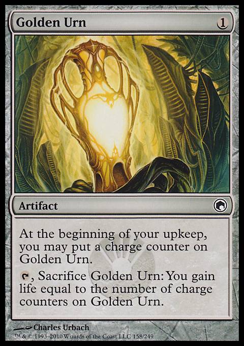 Golden Urn, Scars of Mirrodin