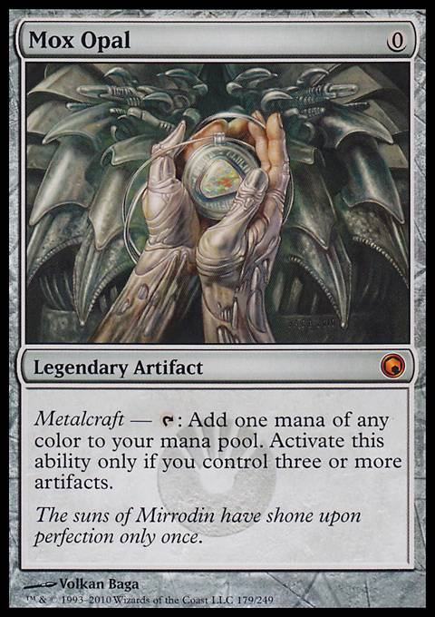 Mox Opal, Scars of Mirrodin