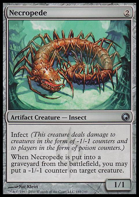 Necropede, Scars of Mirrodin