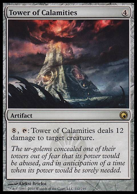 Tower of Calamities, Scars of Mirrodin