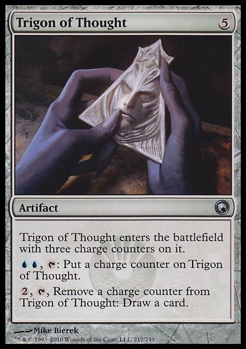 Trigon of Thought, Scars of Mirrodin