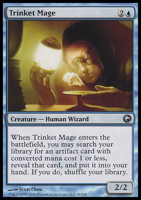Trinket Mage, Scars of Mirrodin