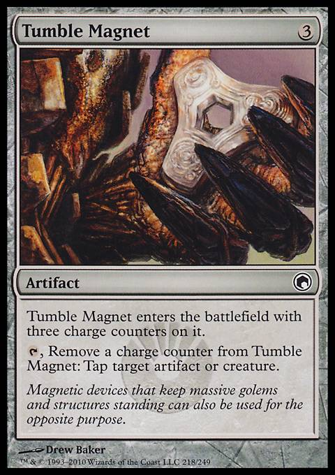 Tumble Magnet, Scars of Mirrodin