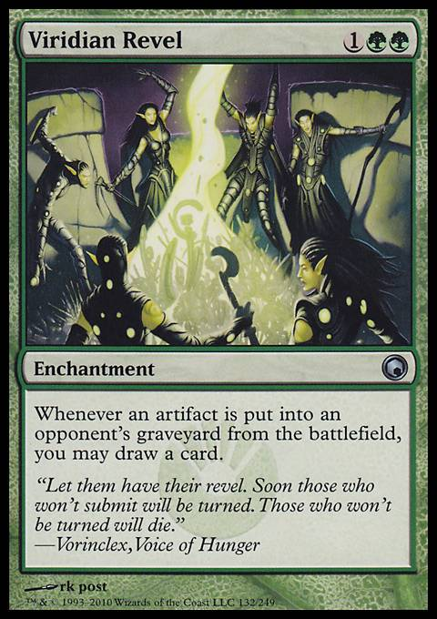 Viridian Revel, Scars of Mirrodin