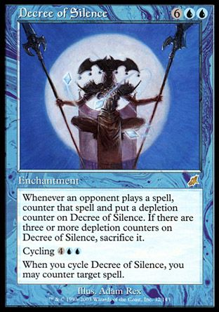 Decree of Silence, Scourge