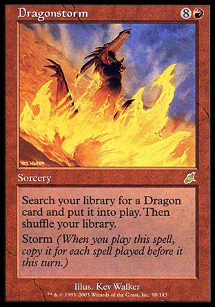Dragonstorm, Scourge