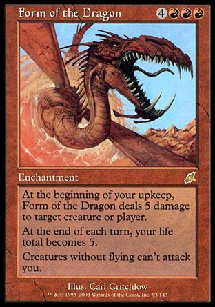 Form of the Dragon, Scourge