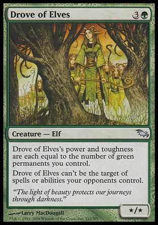 Drove of Elves, Shadowmoor