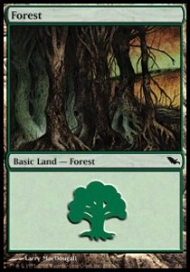 Forest, Shadowmoor