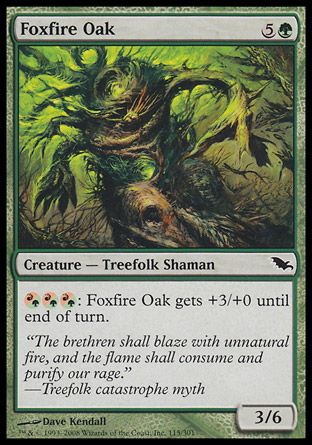 Foxfire Oak, Shadowmoor
