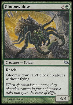 Gloomwidow, Shadowmoor