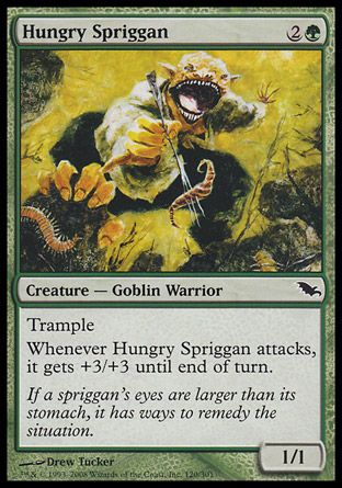 Hungry Spriggan, Shadowmoor