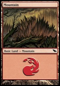 Mountain, Shadowmoor