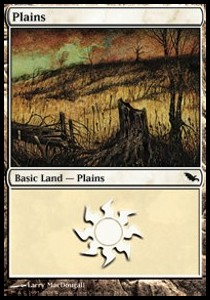 Plains, Shadowmoor