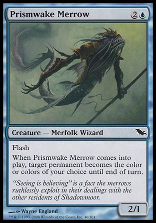 Prismwake Merrow, Shadowmoor