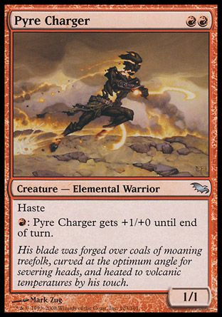 Pyre Charger, Shadowmoor