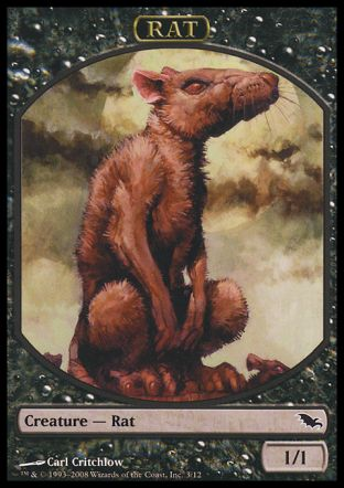 Rat token, Shadowmoor