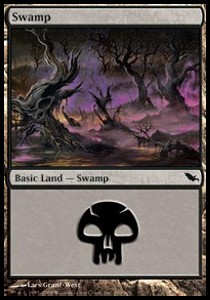 Swamp, Shadowmoor