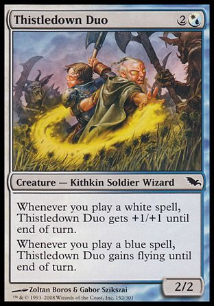 Thistledown Duo, Shadowmoor