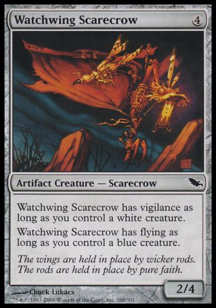 Watchwing Scarecrow, Shadowmoor