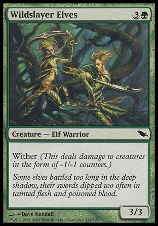 Wildslayer Elves, Shadowmoor